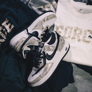 ナイキ(NIKE)のNIKE Air Force1 cocoa snake 28.0cm(スニーカー)
