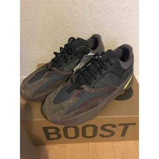 アディダス(adidas)のdidas YEEZY BOOST 700 MAUVE 25cm(スニーカー)