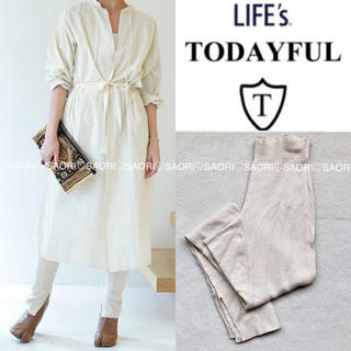 TODAYFUL -  TODAYFUL【新品未使用】Thermal Knit Leggings