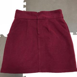 シマムラ(しまむら)のタイトスカート(ミニスカート)