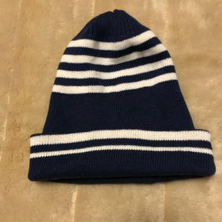 ジーユー(GU)のニット帽 ビーニー  ジーユー(ニット帽/ビーニー)
