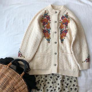Lochie - vintage knit cardigan🐑🌷