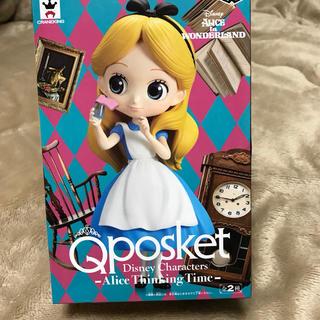 Disney - ディズニー QPOSKET 不思議の国のアリス