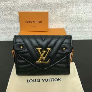 ルイヴィトン(LOUIS VUITTON)のルイヴィトン 折り財布 新品 ニューウェーブ コンパクトウォレット(財布)