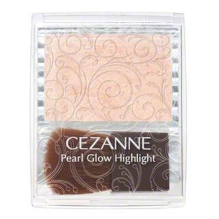 セザンヌケショウヒン(CEZANNE(セザンヌ化粧品))のセザンヌ パールグロウハイライト 01(フェイスカラー)