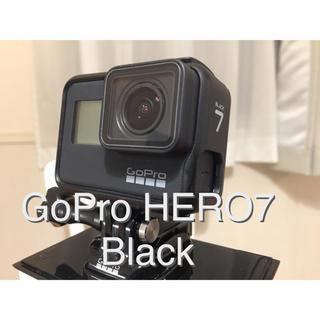 ゴープロ(GoPro)の【最終値下げ】GoPro HERO7 BLACK(CHDHX-701-FW)(ビデオカメラ)
