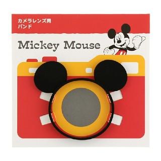Disney - ディズニーストア ミッキー カメラレンズ用 ラバーバンド