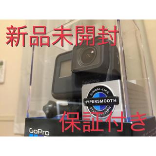 ゴープロ(GoPro)の【新品未開封】GoPro HERO 7 Black【CHDHX-701-FW】(ビデオカメラ)