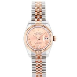 ROLEX デイトジャスト/179171 腕時計 中古