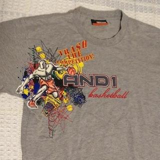 アンドワン(And1)のAND1 バスケット   Tシャツ(バスケットボール)