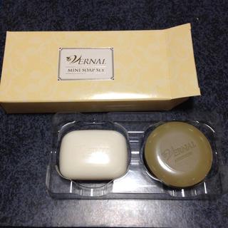 ヴァーナル(VERNAL)のヴァーナル洗顔石鹸 2個セット(洗顔料)