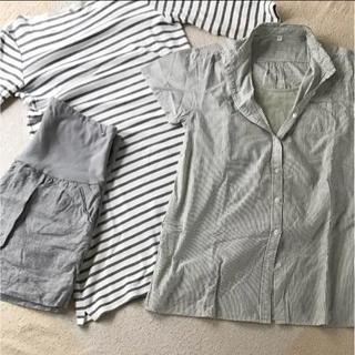 マタニティ 授乳服 セット(マタニティウェア)