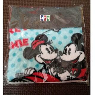 Disney - 【新品】ミッキーマウス ミニタオル