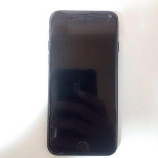 アップル(Apple)の美品 iPhone7 32GB ソフトバンク アップル スマートフォンBlack(スマートフォン本体)