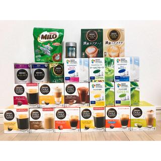 ネスレ(Nestle)の【新品・未開封】ネスレ ドルチェグスト カプセル(コーヒー)