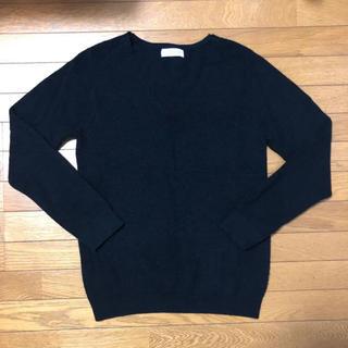 シマムラ(しまむら)のCLOSSHI Vネックニットセーター(ニット/セーター)