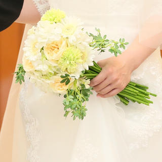 ブーケ ウェディング 結婚式(ブーケ)