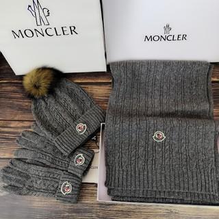 モンクレール(MONCLER)のモンクレール 冬3点セット(マフラー/ショール)