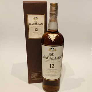 マッカラン 12年 1000ml オールドボトル(ウイスキー)