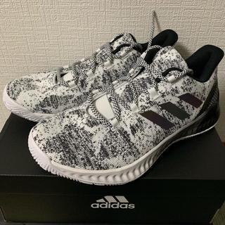 アディダス(adidas)の【新品未使用】Harden BTE X【25.0㎝】バスケットボールシューズ①(バスケットボール)