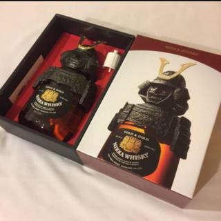 ニッカウイスキー(ニッカウヰスキー)のニッカ NIKKA ウイスキー G&G用武将シリーズ 鎧兜 希少 国内未発売 兜(ウイスキー)