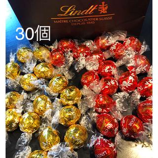 リンツ(Lindt)の専用出品 リンドール  チョコレート 60個(菓子/デザート)