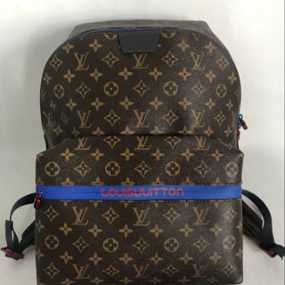 LOUIS VUITTON - モノグラム ルイヴィトン リュックサック VUITTON 茶色 バッグ