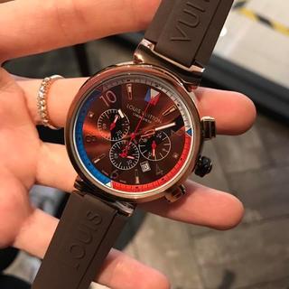 LOUIS VUITTON - ルイヴィトン LOUISVUITTON メンズ 腕時計