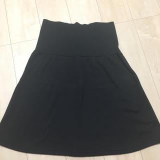 【美品】マタニティスカート Lサイズ(マタニティワンピース)