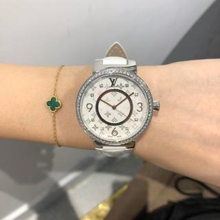 LOUIS VUITTON - ルイヴィトン LOUISVUITTON レディース 腕時計 ホワイト