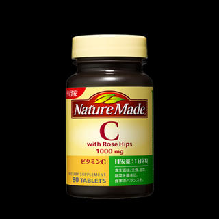 オオツカセイヤク(大塚製薬)の✳︎専用✳︎ ネイチャー メイド ビタミンC サプリメント(ビタミン)