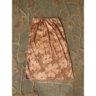 ジャンコロナ(JEAN COLONNA)のJEAN COLONA スカート 40(ひざ丈スカート)