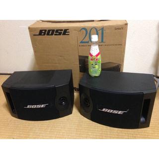 ボーズ(BOSE)の BOSE 201v スピーカー(スピーカー)
