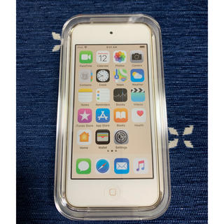 iPod touch - 新品未開封 iPod touch 128GB ゴールド 第6世代 A1574