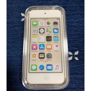 アイポッドタッチ(iPod touch)の【ちゃこ様専用】iPod touch 128GB ゴールド 第6世代 A1574(ポータブルプレーヤー)