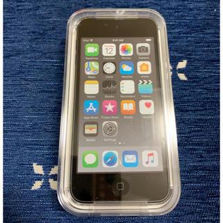 アイポッドタッチ(iPod touch)の新品未開封 iPod touch 128GB グレー 第6世代 A1574(ポータブルプレーヤー)