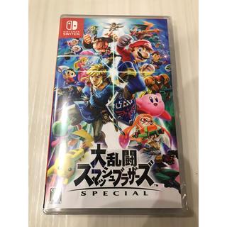 Nintendo Switch - 新品 スマッシュブラザーズ