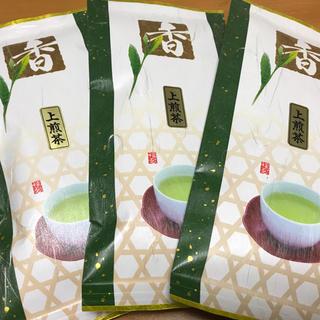 【送料無料】伊勢茶  上煎茶 100g × 3袋(茶)