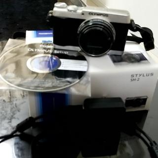 オリンパス(OLYMPUS)のオリンパス OLYMPUS デジカメ SH-2(コンパクトデジタルカメラ)