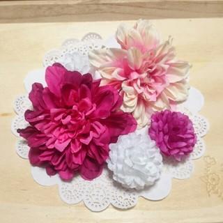 ◆成人式 結婚式 髪飾り⑮◆(ヘアアクセサリー)