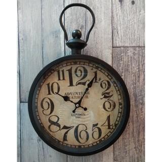 アンティーク調掛け時計(掛時計/柱時計)