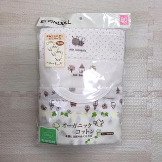 ニシマツヤ(西松屋)の半袖ロンパース90(ロンパース)