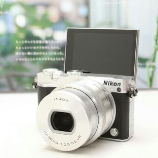 ニコン(Nikon)の✨シリーズ最高峰✨性能で選ぶならこのミラーレス一眼❤Nikon 1 J5(ミラーレス一眼)