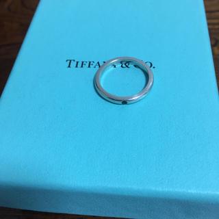 ティファニー(Tiffany & Co.)のティファニー スタッキングバンド 約13号 指輪(リング(指輪))