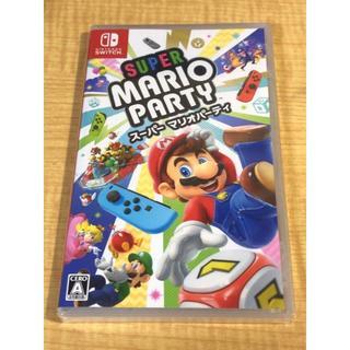 Nintendo Switch - 新品未開封 スーパー マリオパーティ nintendo switch