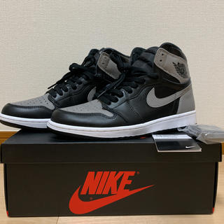 ナイキ(NIKE)のAIR JORDAN 1 RETRO HIGH OG SHADOW 27(スニーカー)