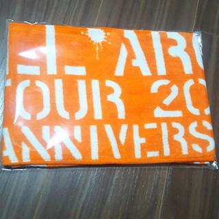 AAA 10th Anniversary タオル 橙