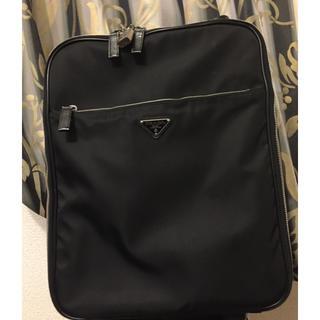 プラダ(PRADA)のPRADA キャリーケース(スーツケース/キャリーバッグ)