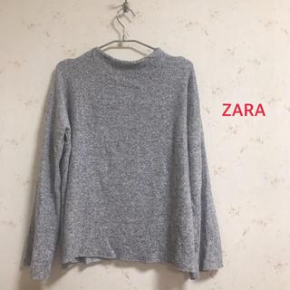 ZARA - ZARA ♡スタンドカラーカットソー