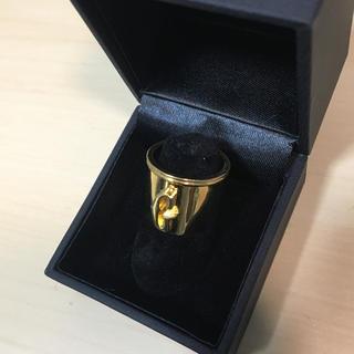 アンダーカバー(UNDERCOVER)のUndercover ゴールドリング(リング(指輪))